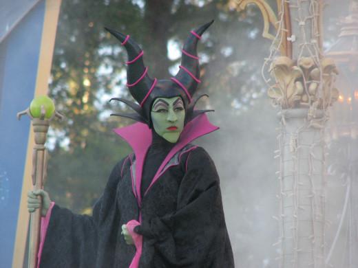 Maleficent, Walt Disney World.