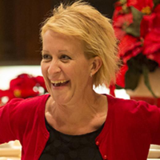 Brigitte Ridenour  (Saving Christmas)