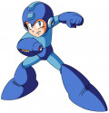 Video Game Characters on Life Support: Mega Man