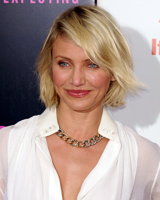 "Cameron Diaz (""The Other Woman"" and ""Sex Tape"")"