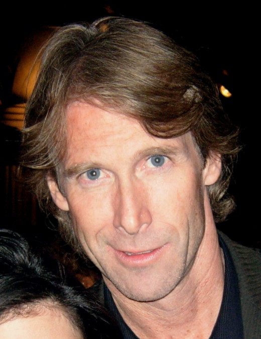 Michael Bay (Transformers:  Age of Extinction)