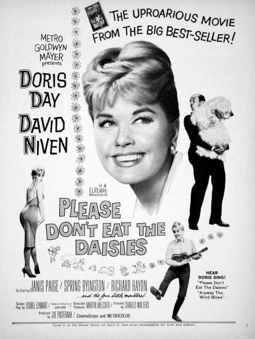 Original ad for the film