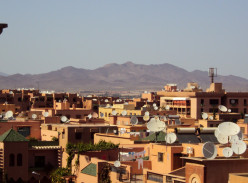 """Marrakech is simply the nicest place on Earth to spend an afternoon"", so said Winston Churchill."