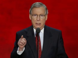 In 2009, shortly after President Obama first took office, Senator Mitch McConnell stated that their number one objective was to make certain that Obama would be a one term president.