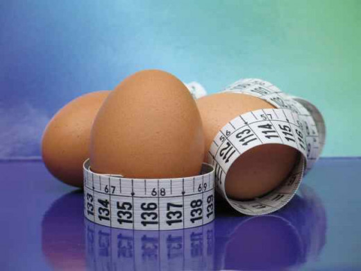 Eggs Can Help To Lose Weight