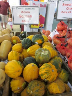 Acorn Squash Recipe and a Flash Fiction Story by cam8510