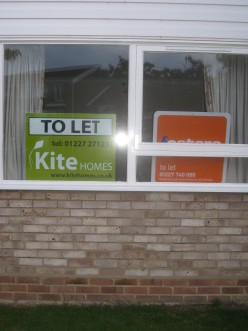 Whitstable Accommodation: Cost of flats in Whitstable