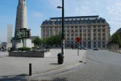 Place Poelaert, Brussels