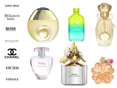 Sell brand name perfumes