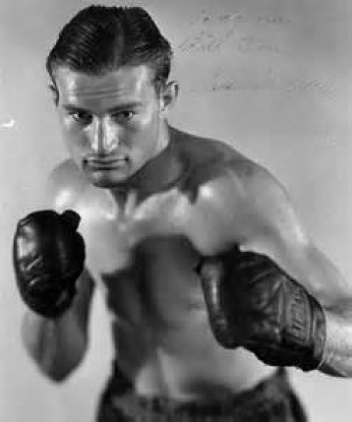 Freddie Steele was the middleweight world champion from 1936-1938.