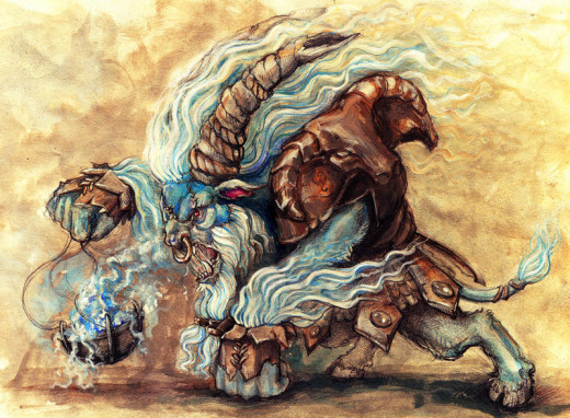Barathrum, The Spiritbreaker in Dota2