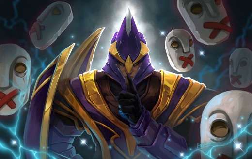 Nortrom, The Silencer in Dota 2