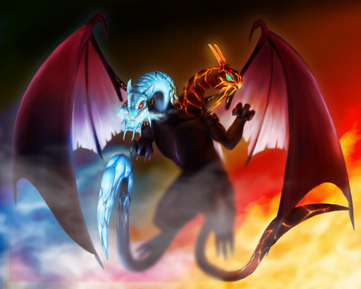 Jakiro, The Twin Head Dragon in Dota 2