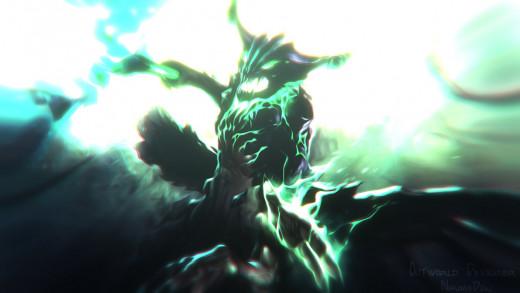 Harbinger, The Outworld Devourer