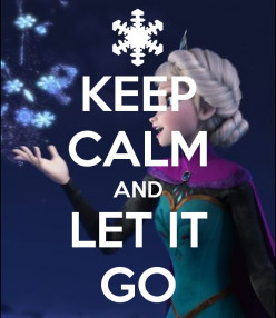 I'm Ready To Let It Go Now