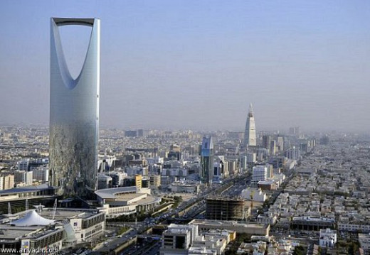 Riyadh has undergone extensive developments in recent years and is littered with modern architecture.