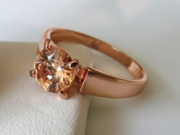 Love the ring and love the color!