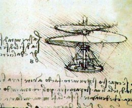 The Ornithopter   Courtesy Image Courtesy http://inventors.about.com/od/dstartinventors/ig/Inventions-of-Leonardo-DaVinci/