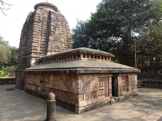 Parasurameswar Temple