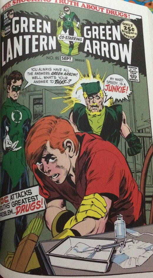 One of the most controversial covers in DC comics history.