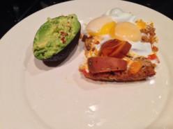 Chorizo Sausage, Sweet Potato, & Egg Hash Recipe- Whole30 and Paleo approved