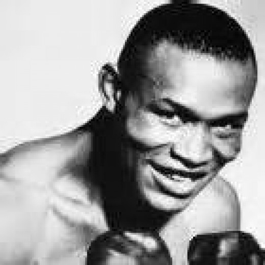 Tiger Jack Fox was a deadly puncher in the 175 pound weight class during his prizefighting career.