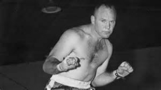Pete Rademacher fought for the heavyweight title in his first pro bout, taking on and losing to Floyd Patterson.