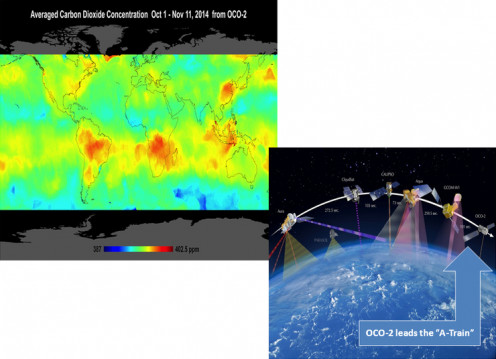 Images courtesy NASA.