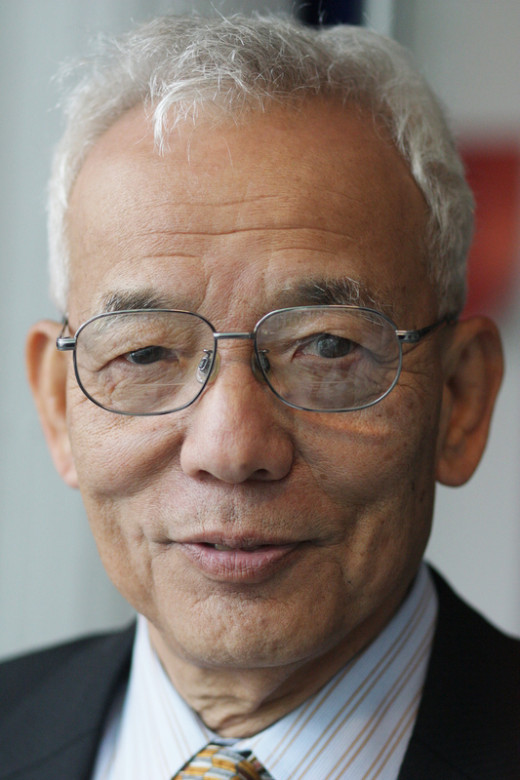 Dr. Syokuro Manabe