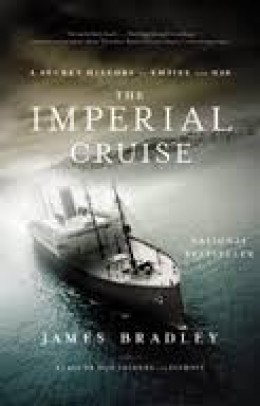 This is the book written by James Bradley: Imperial Cruise.