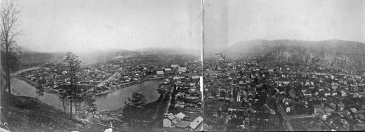 Johnstown, Pennsylvania prior to 1889