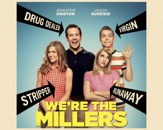 We're the Millers – Familia do Bagulho