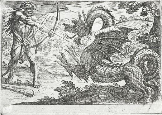 Antonio Tempesta (Italy, Florence, 1555-1630), Nicolo Van Aelst (Flanders, 1527-1612) PD-art-100
