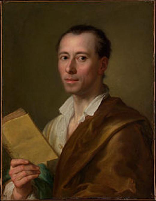 Johann Joachim Winckelmann (1717-68). The Father of Art History
