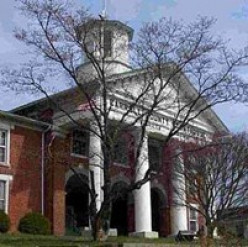 Crime in Mayberry - Hillsville, Virginia Courthouse Massacre