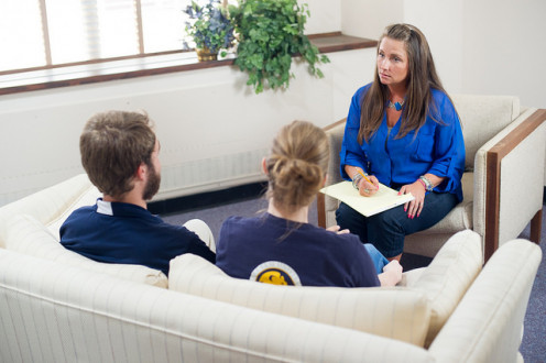 A good counselor learns to carefully listen and understand what they are being told, directly and indirectly