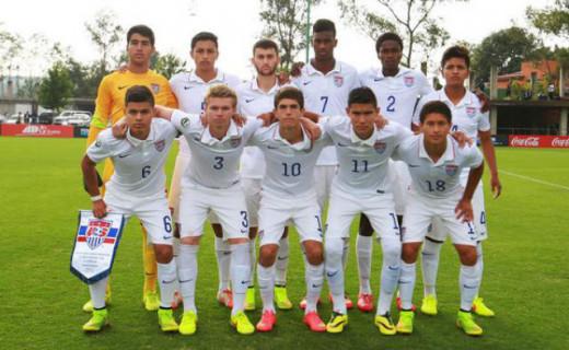The U-17 Mens National Team