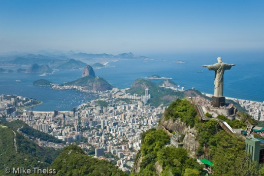 Is Brazil on your travel list?
