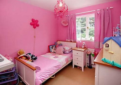 Best Room Themes for Your Baby Girl