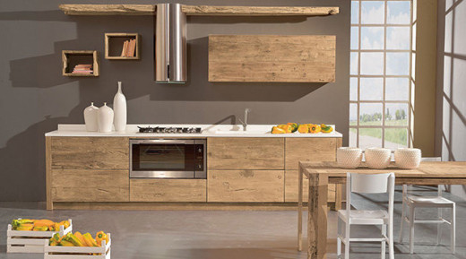 Top eco style ideas for interior design hubpages - Cucine in abete ...
