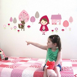 Encourage Play, Learning, and Sleep Associations in 4 Easy Steps with Nursery Wall Stickers