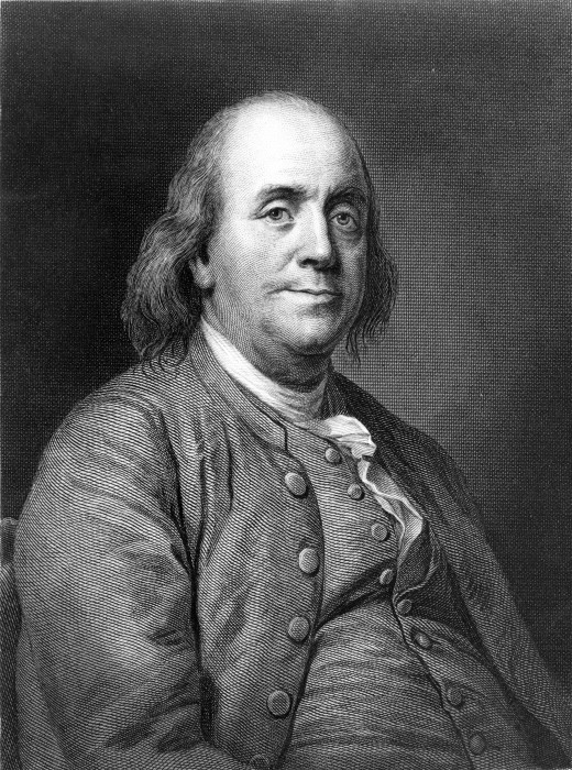 Benjamin Franklin wanted people to save candles and energy by waking up earlier and using the daylight hours.