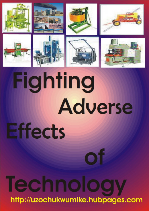 Fighting the adverse effects of technology. All the practical methods that can be used.