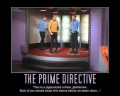 Anthropology 101: The Prime Directive