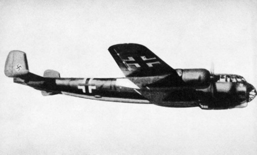 Dornier Do-217 were the only aircraft to use the Fritz-X in combat.
