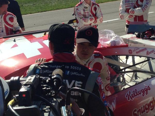 Gordon has had an excellent track record at Atlanta- and Larson is off to a great start