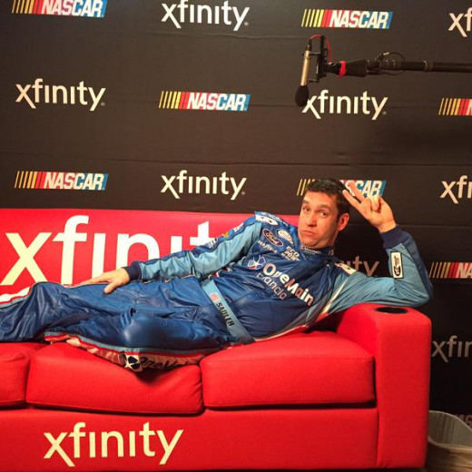 Elliott Sadler is both a veteran of the Cup series and already a Ford driver. Why Nemechek over him?