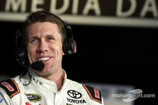 JGR signed Carl Edwards because they believe he can win races and compete for a championship. That's the expectation for every car in the Gibbs stable