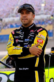 Matt Crafton subbed in for Kyle Busch at Daytona and is a two-time defending Truck series champion