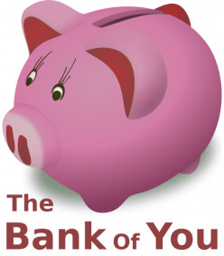 Invest In the Bank Of You